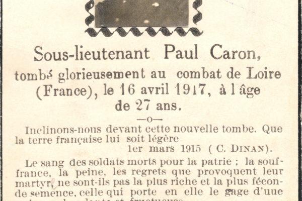 06- CARON, PAUL