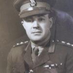 Le lieutenant-colonel Joseph-Pierre-Joachim Gaudreau, commandant du camp de Montmagny. Photo : Collection Centre d'histoire de Montmagny