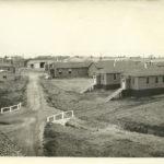 Camp militaire de Montmagny, en 1940. Photo : Collection Centre d'histoire de Montmagny
