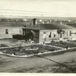 Camp militaire de Montmagny. Photo : Collection Centre d'histoire de Montmagny